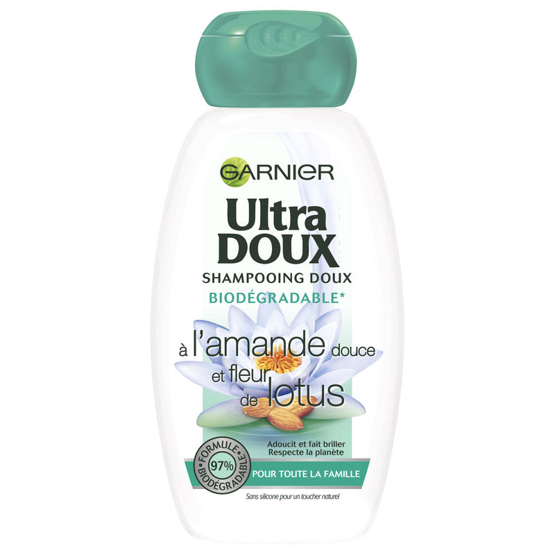 Udx Shp Amande/lotus 250ml
