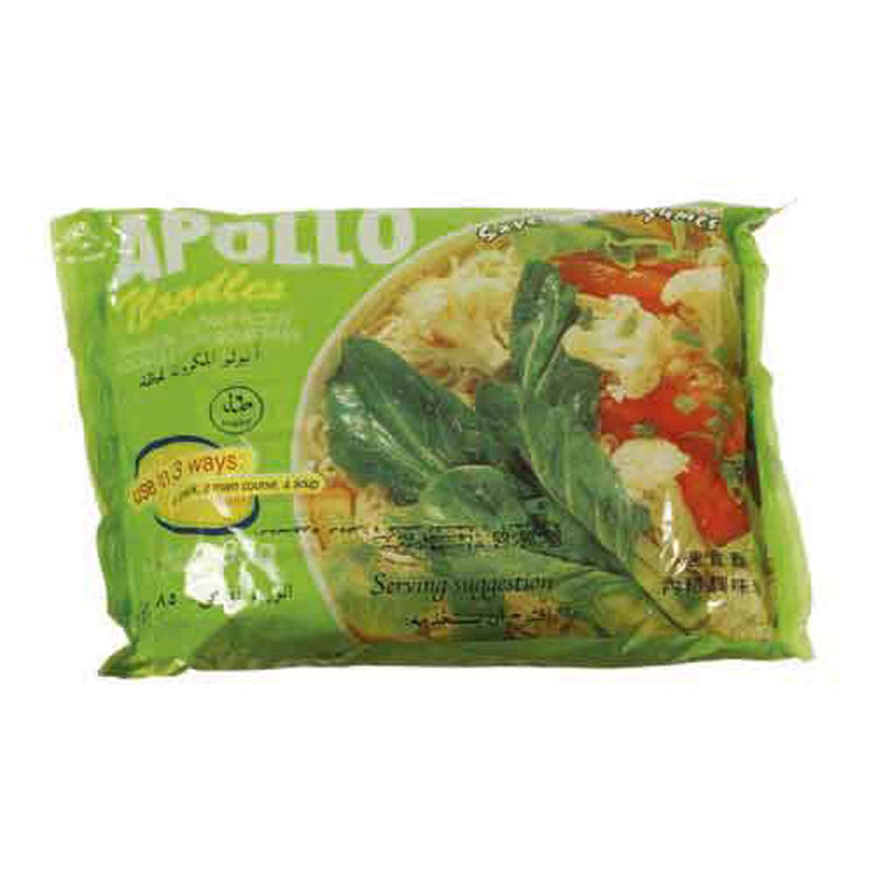 Nouille Apollo Legumes 85g