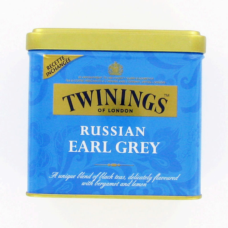 Coffret Russian Twinnings 150g