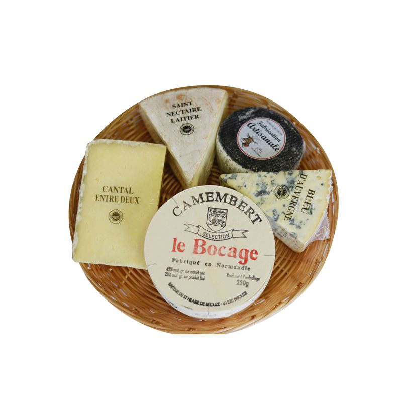 Plateau Cezallier 5 Fromages 9