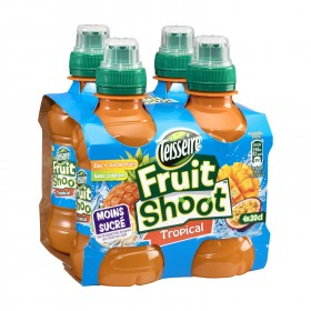 Fruit Shoot Tropical 4x20cl