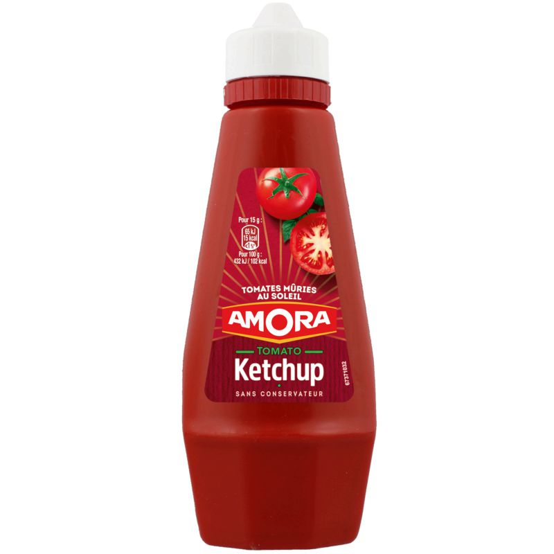 Ketchup Top Up Am 300g