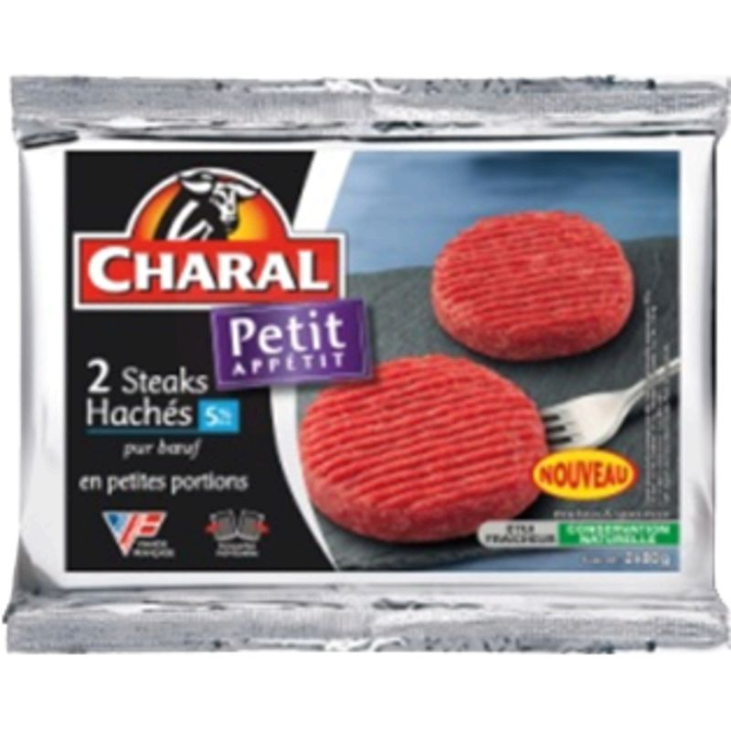 Hache 5% P. Appetit Charal 80g