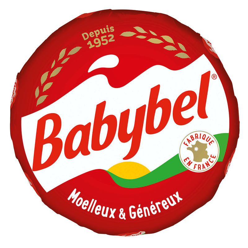 Babybel 27,5%mg 200g