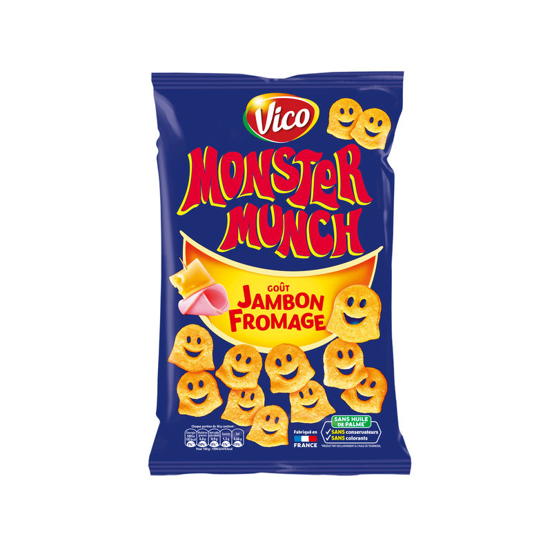 Monster Munch Jbn/from 85g