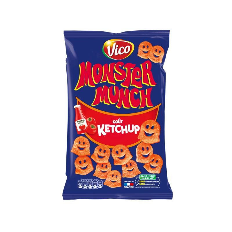 Monster Munch Ketchup 85g