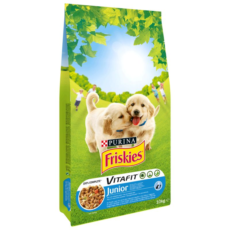 Friskies Sec Junior Chien 10kg