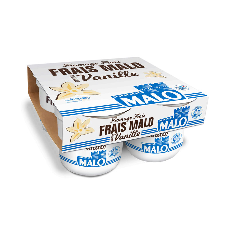 Smalo From Frais Van 8% 4x100g