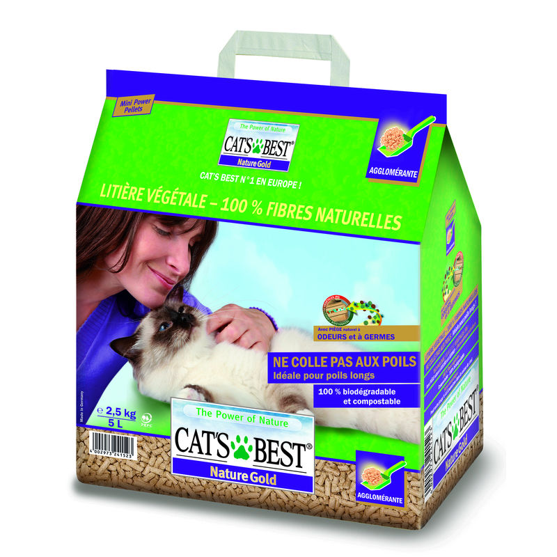 Cats Best Smart Pellets 2,5kg
