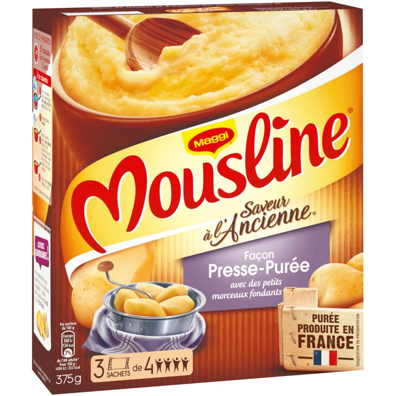 Mousline Sav Ancien Pres Puree