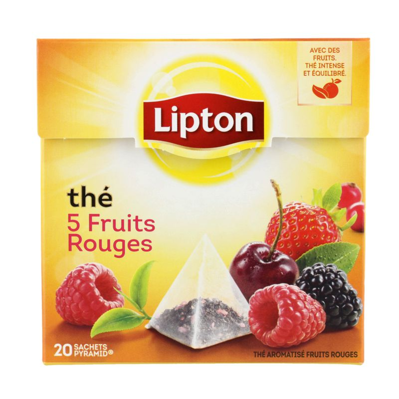 The 5 Fruits Rouges 20s/34g