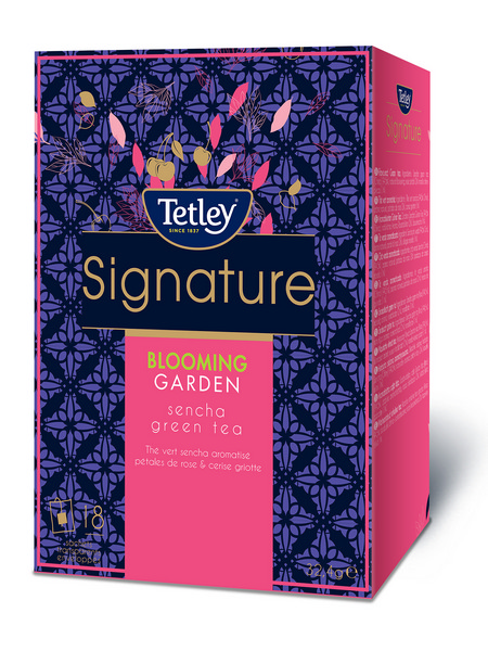 Tetley Sign.blooming Gar.30g