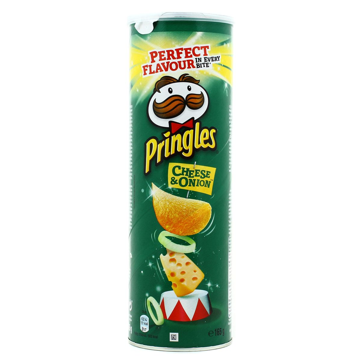 Pringles Cheese&onion 165g