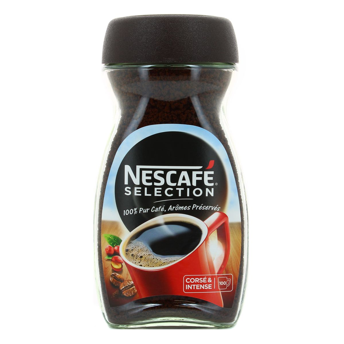 Nescafe Select.normal 200g