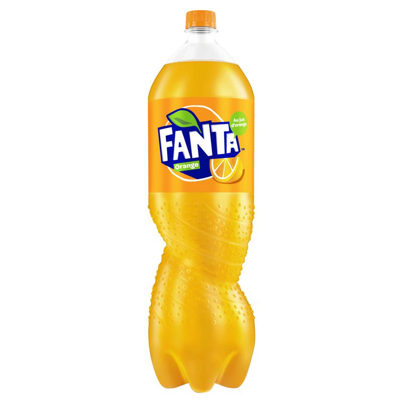 Fanta Orange Pet 2l
