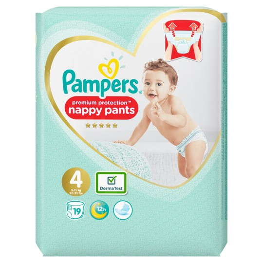 Pampers Acti.fit Pants T4x19