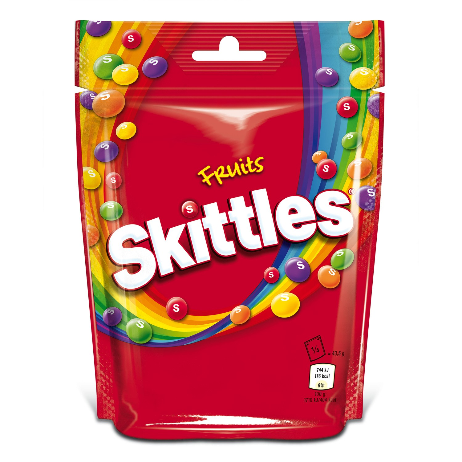 Skittles Pochon 174g Fruits