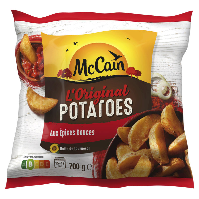 Original Potatoe.mccain700g