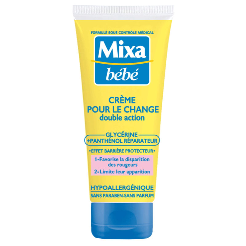 Mixa Bb Crem.pr Chang.100ml