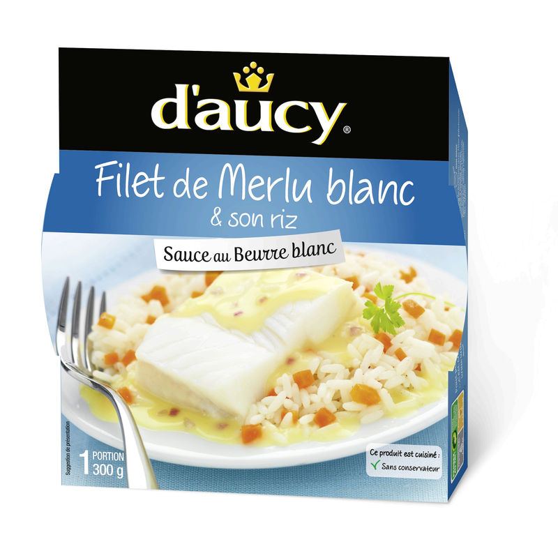Filet Merlu Sce Mouss.300g