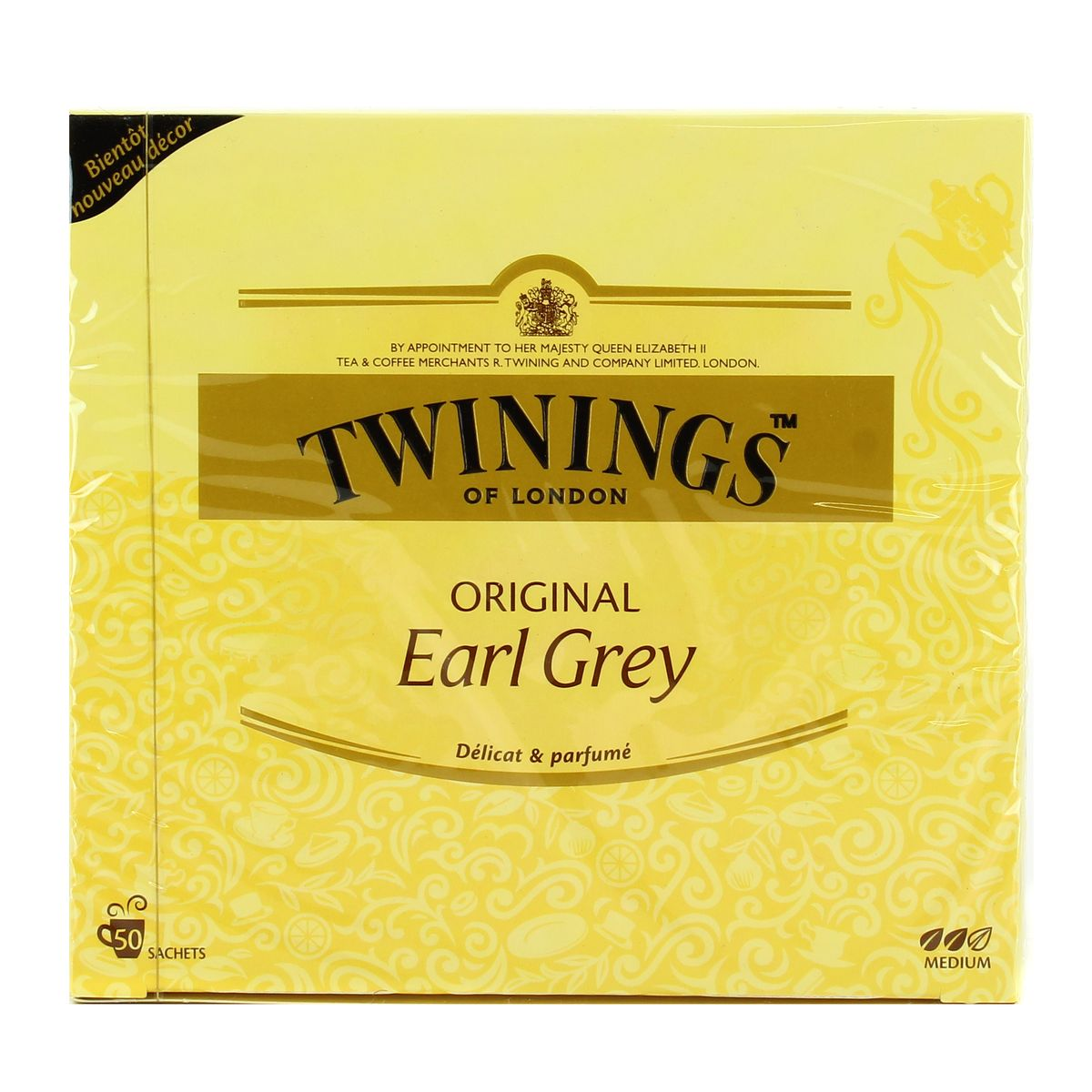 The Twin Orig.earl Grey 100g