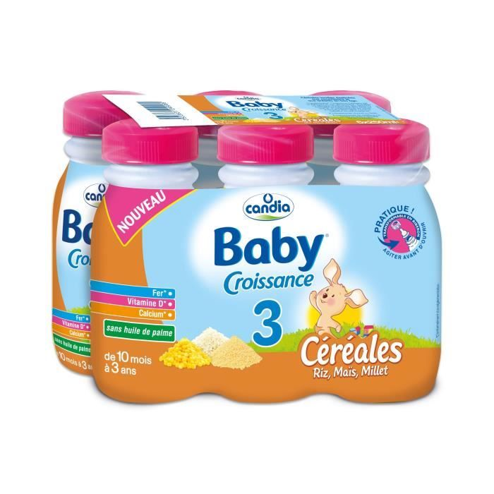 Candia Baby Croiss.3 6x25cl