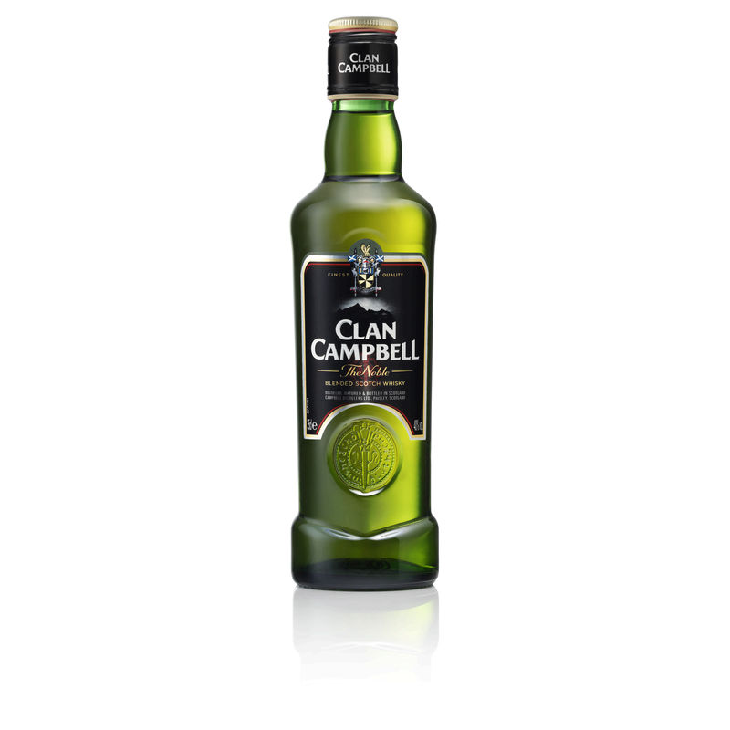 Wh.clan Campbell 40d 35cl