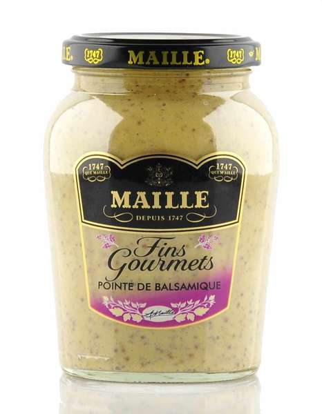 Maille Moutarde Fine 345gr