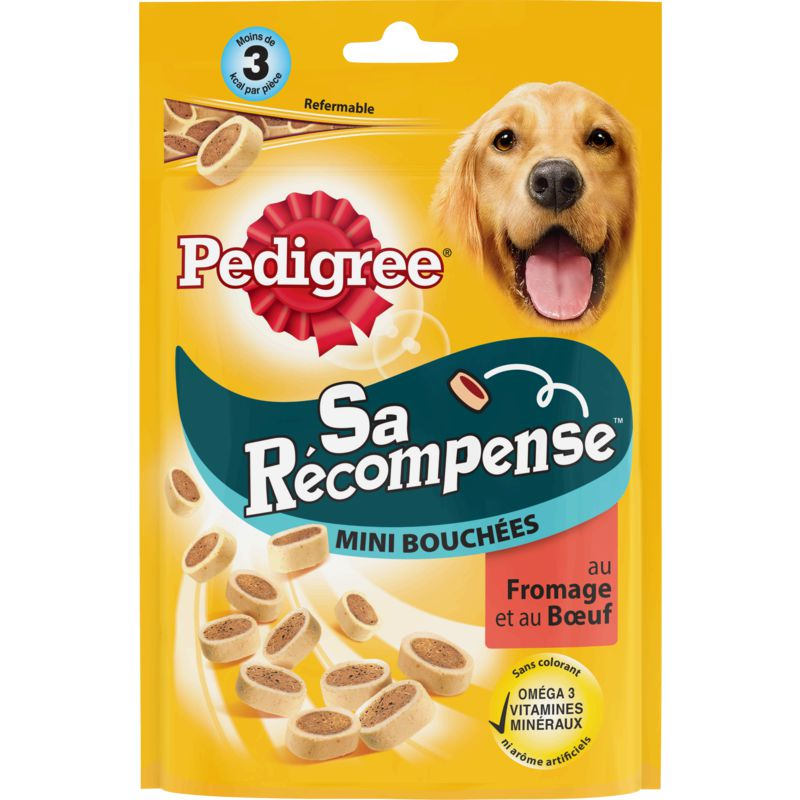 Pedigree Mini Bouch Bf Fromage