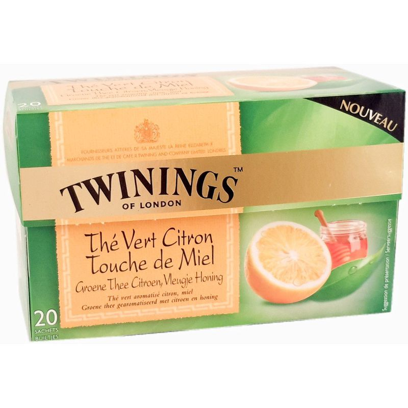 The Ver.cit/miel Twinings 32g