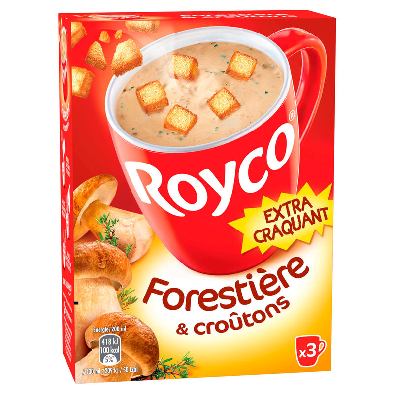 Royco Extra Craq.forest.58,2g