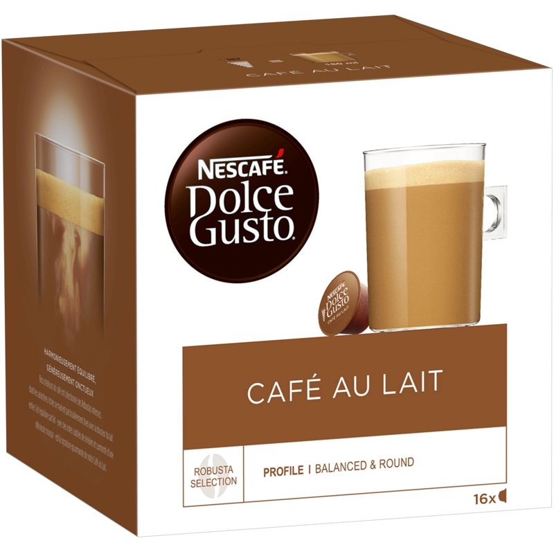 Nes. Dolce Gusto Cafe Lait 160
