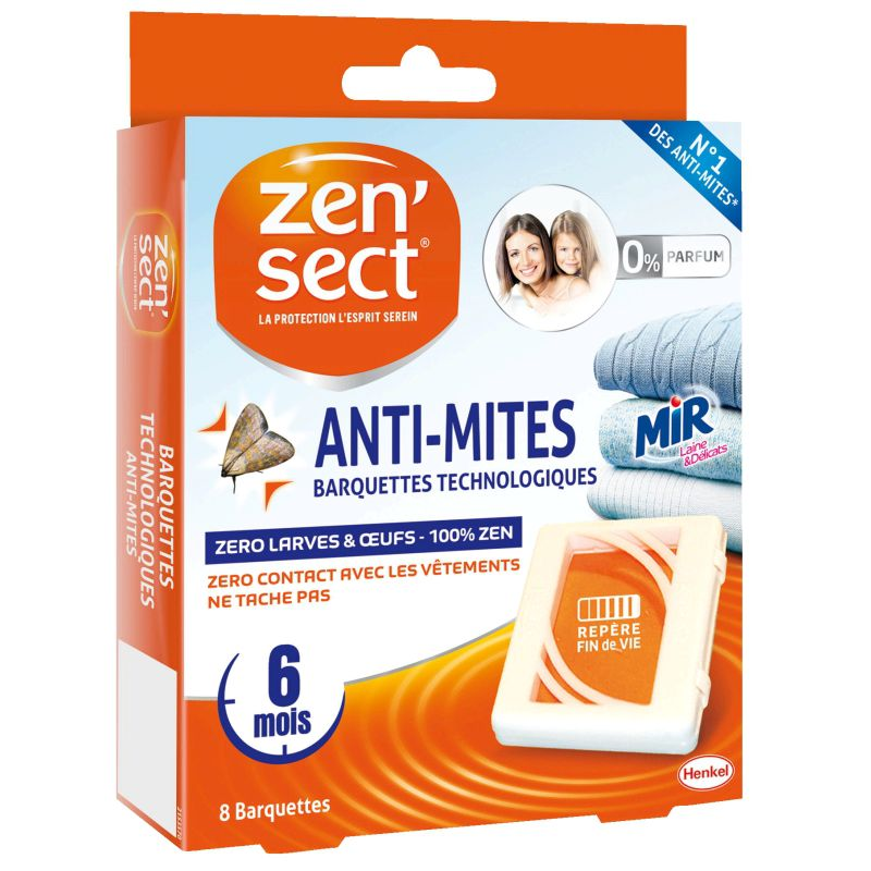 Sensect Anti Mite Technolog
