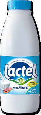 Lait Lactel