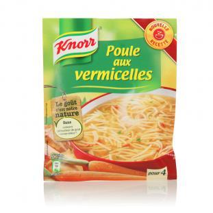 Potage Poule Vermicelle 63g