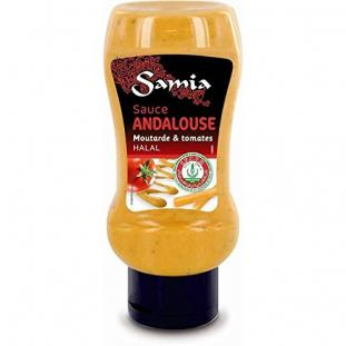 Sauce andalouse 350 ml Samia