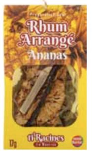 Préparation Rhum Arrangé Ananas