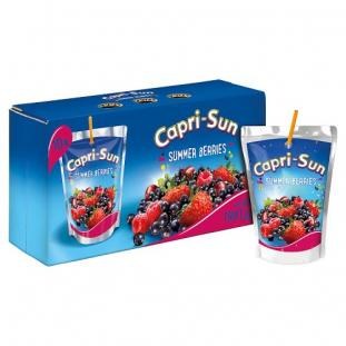 Capri Sun Summer Berries 10x20