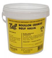 BOUILLON NEFF GRANULE BOEUF 10 X 1 KG