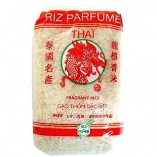 Riz long parfumé golden dragon 1kg Riz du monde