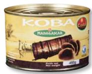Koba gâteau de riz CODAL