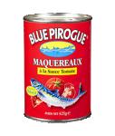Maquereaux à la sauce tomate BLUE PIROGUE
