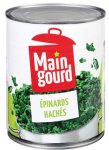 Epinards Haches 4/4 12 x 800g