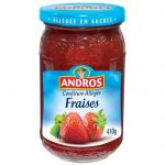 Andros Conf Fraise All 410g