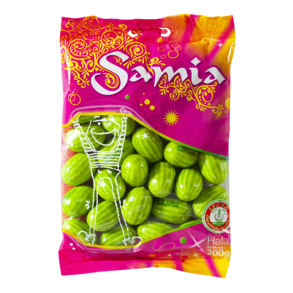 Bonbons Samia Bubble 200g