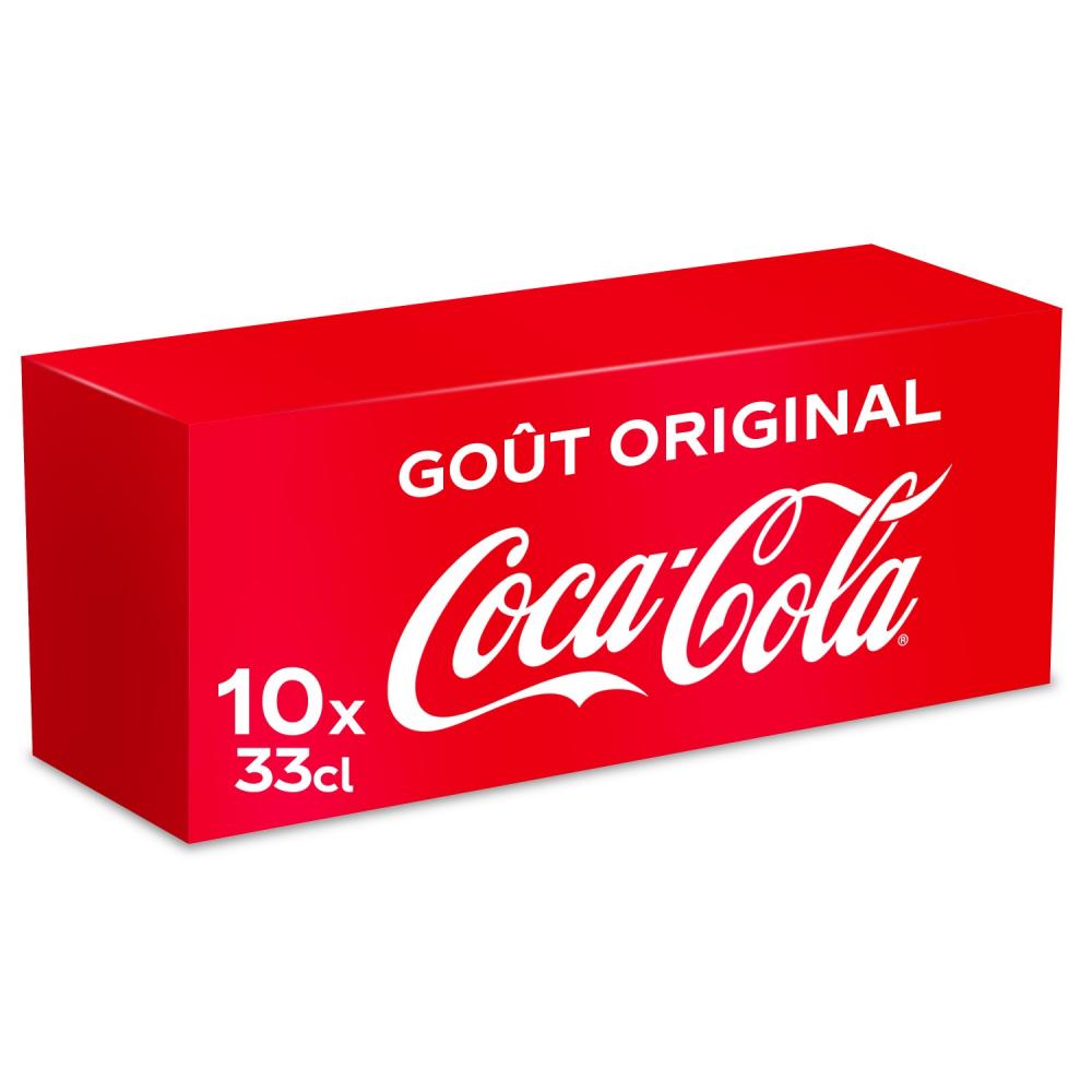 Coca Cola Frigo Pack 10x33cl