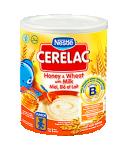 CERELAC blé-miel 400g