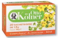 Complément alimentaire Séné OTTO KÖLNER