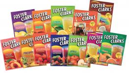 FOSTER CLARK Berries 10 X 12 X 30 G