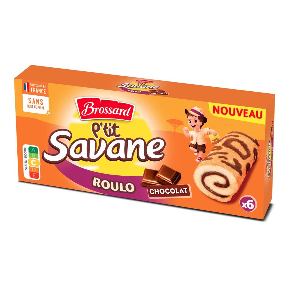 Ptit Savane Roulo Chocolat